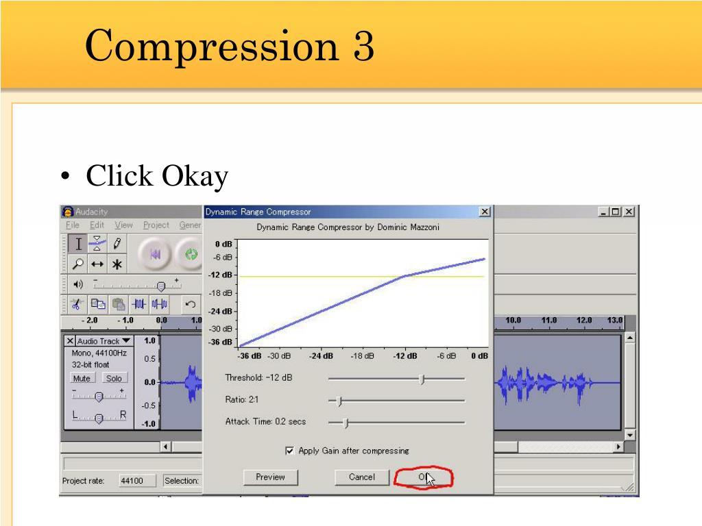 Compression 3