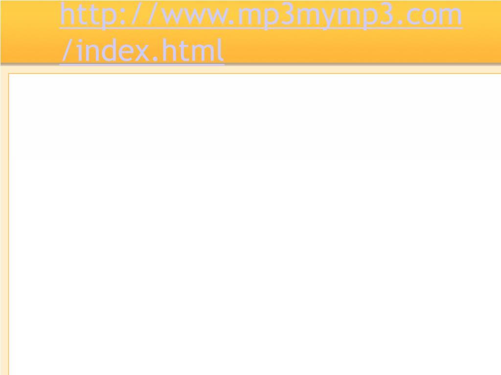 http://www.mp3mymp3.com/index.html