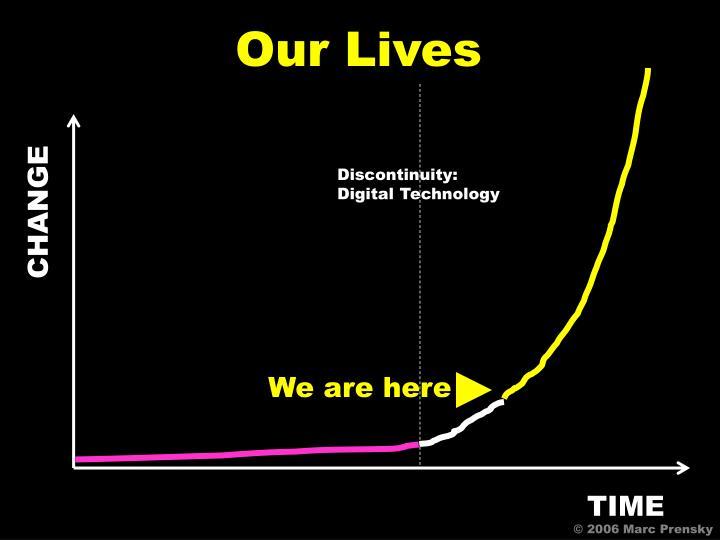 Discontinuity: