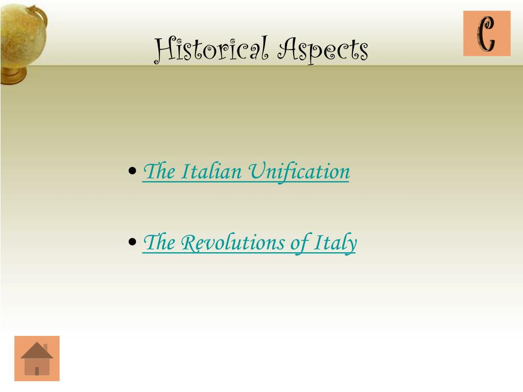 Historical Aspects