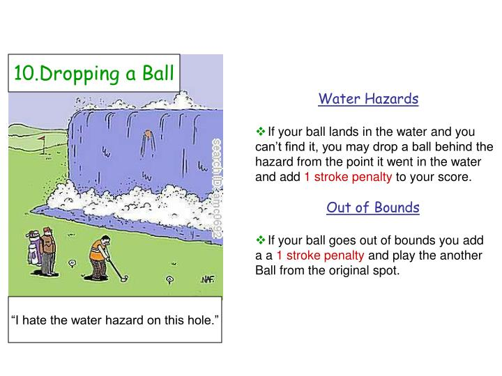 10.Dropping a Ball