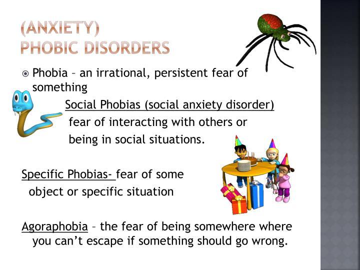 (Anxiety)