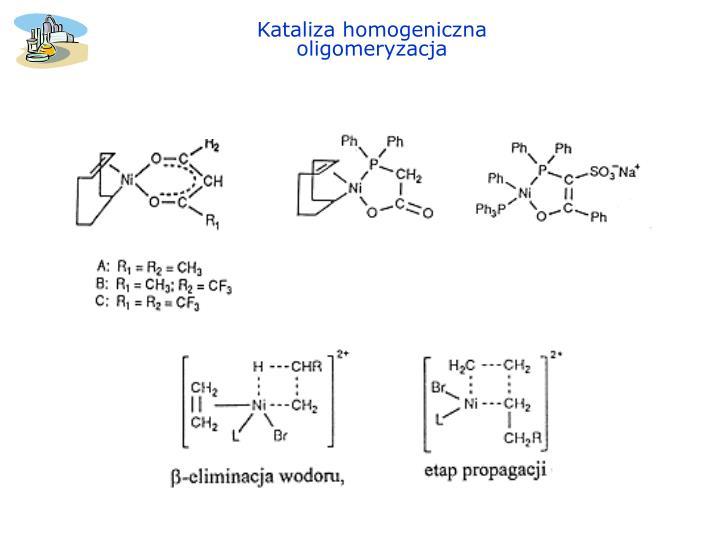 Kataliza homogeniczna oligomeryzacja