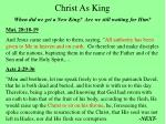 christ as king29