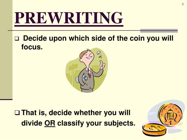Prewriting1