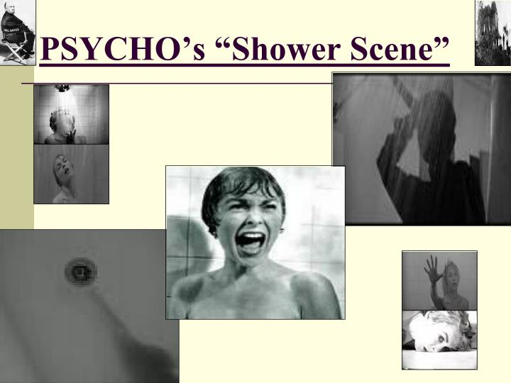 psycho parlor scene essay Free psycho papers, essays, and different perspectives and ideas emerge because of the murder scene in the film, but still, psycho is viewed by millions of.