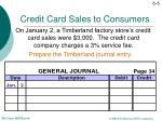 credit card sales to consumers2