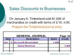 sales discounts to businesses3