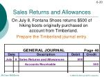 sales returns and allowances2