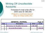 writing off uncollectible accounts2