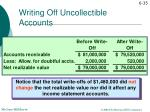 writing off uncollectible accounts4