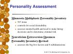 personality assessment1