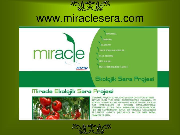 www.miraclesera.com