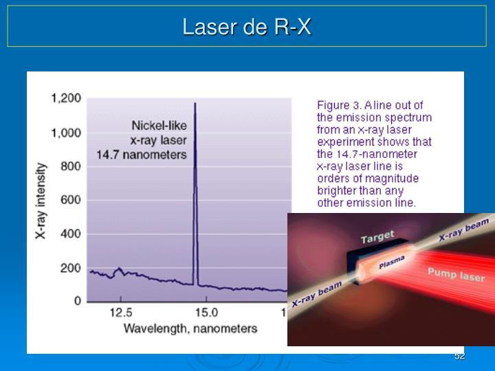 Laser de R-X
