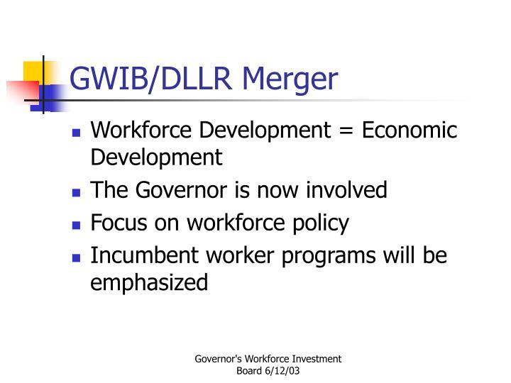 GWIB/DLLR Merger
