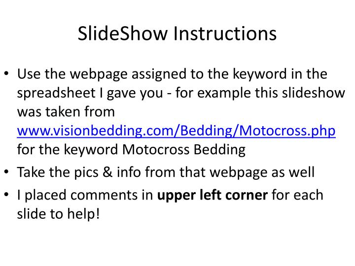 Slideshow instructions l.jpg