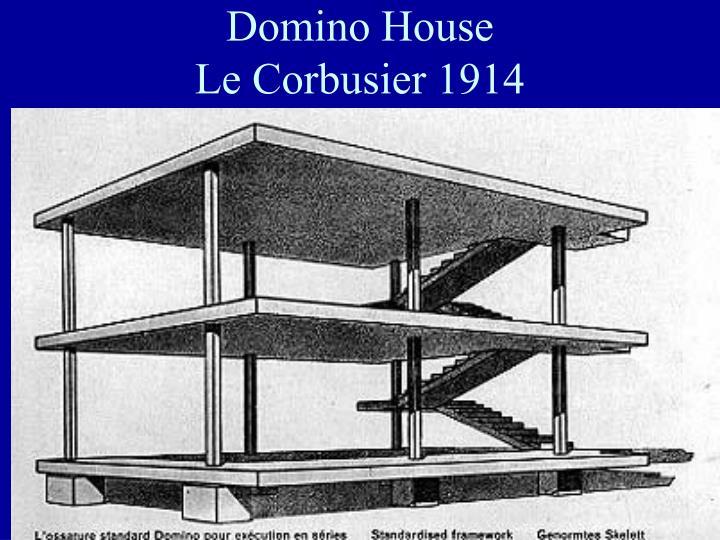 Domino House