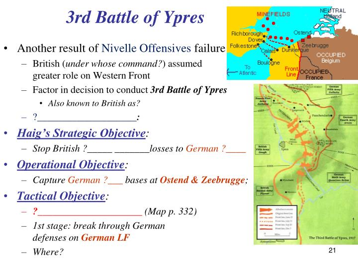 3rd Battle of Ypres