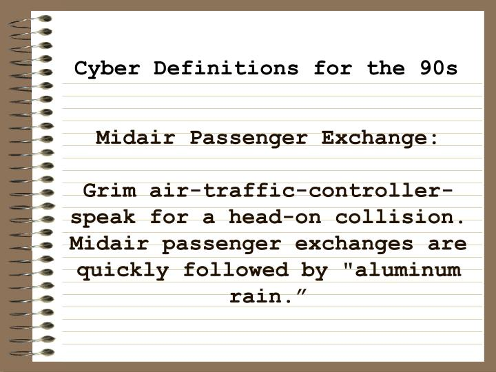 Midair Passenger Exchange:
