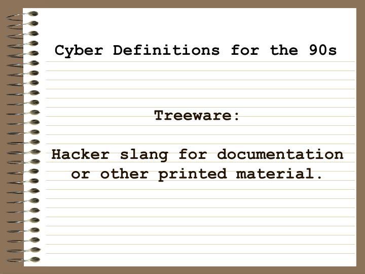 Treeware: