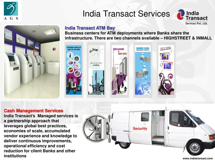 India Transact Services