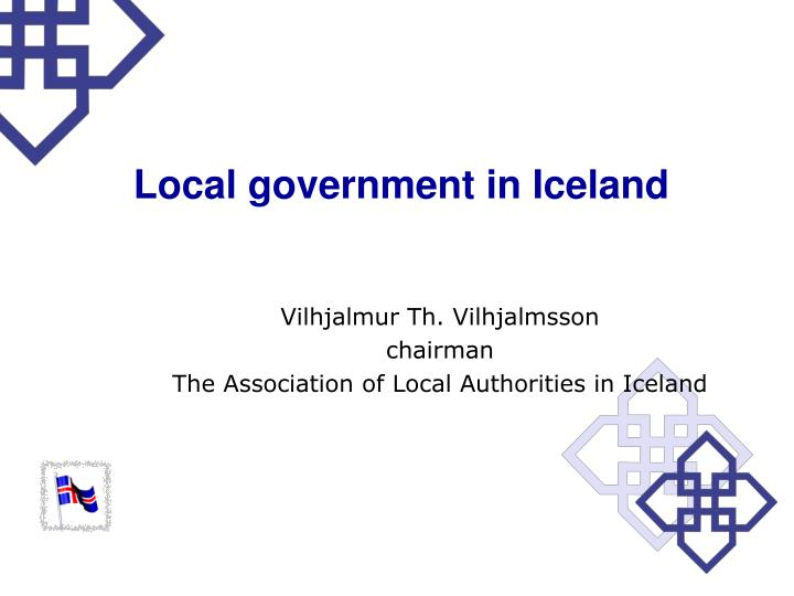 Local government in iceland l.jpg