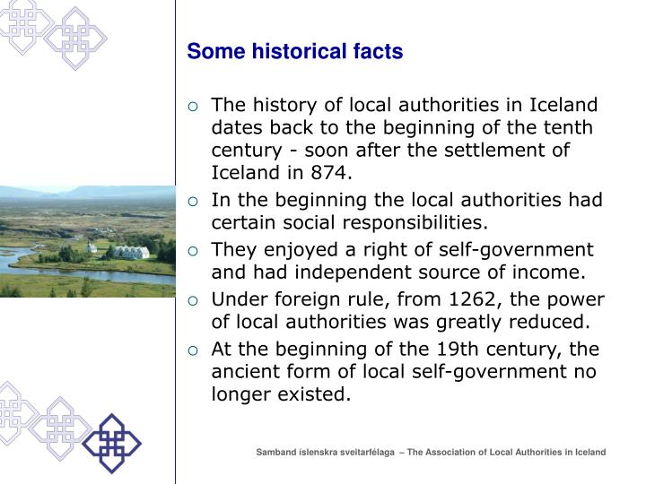 Some historical facts l.jpg
