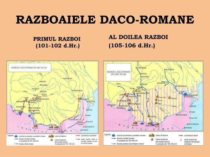 RAZBOAIELE DACO-ROMANE