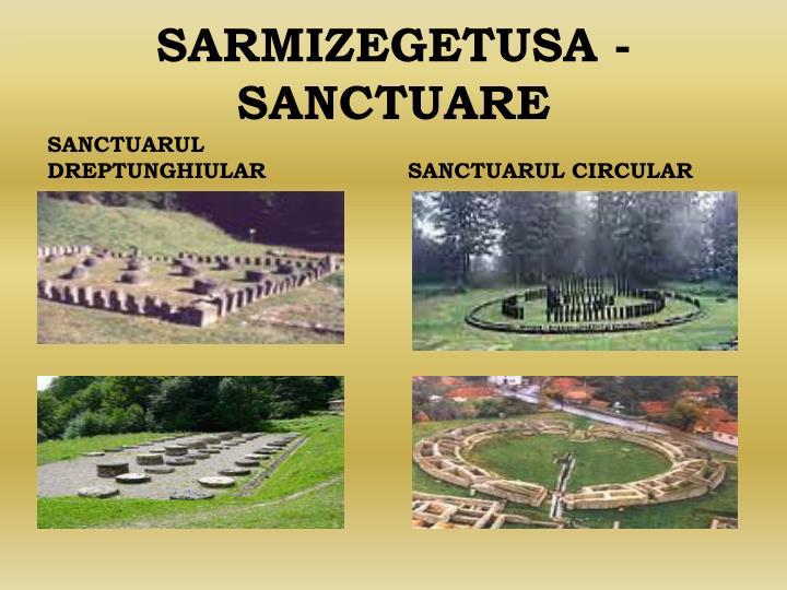 SARMIZEGETUSA - SANCTUARE