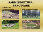 sarmizegetusa sanctuare