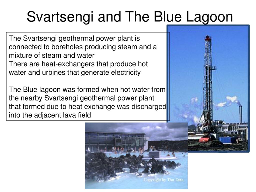 Svartsengi and The Blue Lagoon