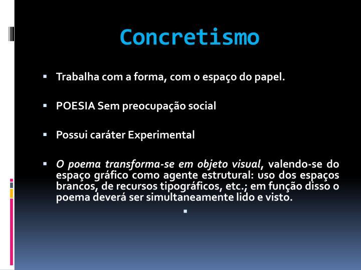 Concretismo