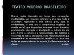 teatro moderno brasileiro1
