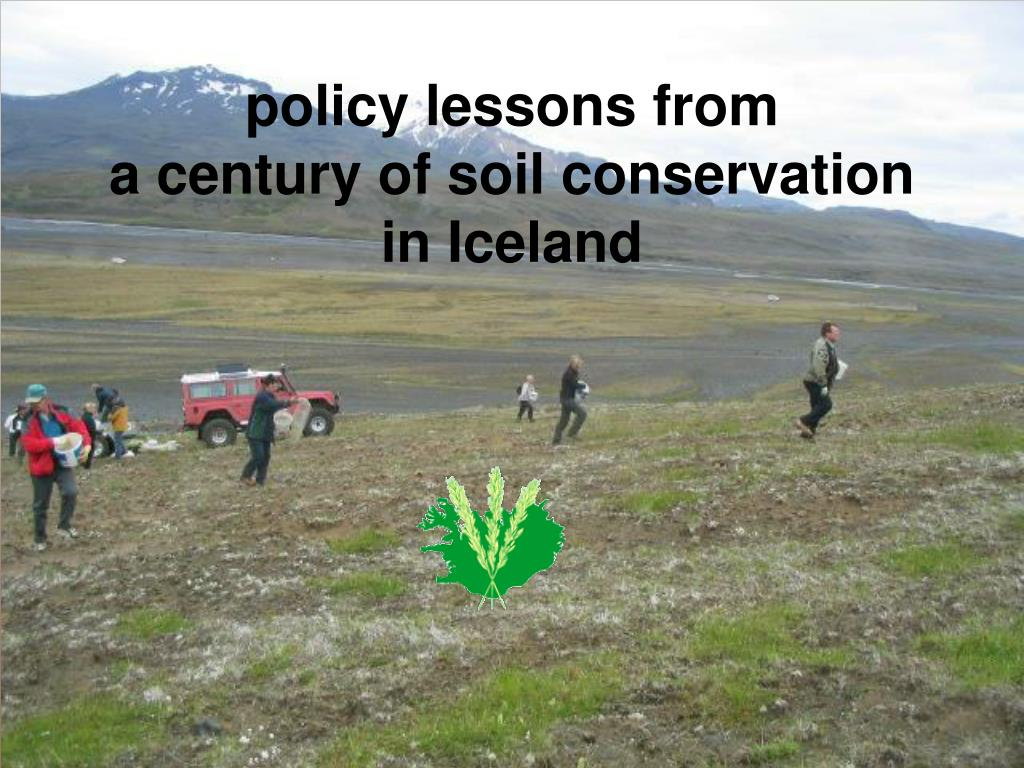 policy lessons from