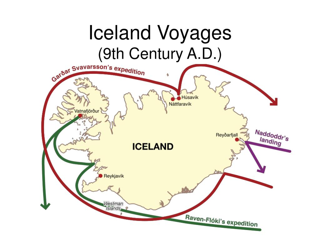 Iceland Voyages