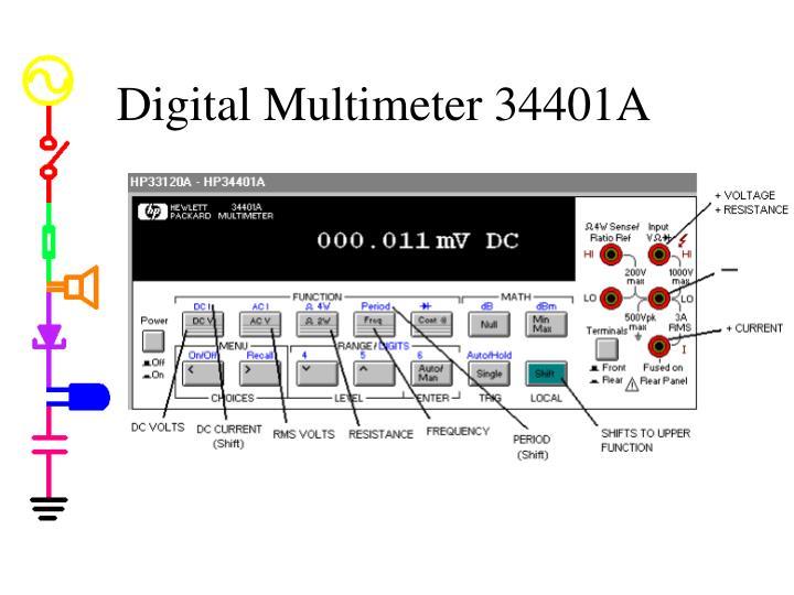 Digital Multimeter 34401A