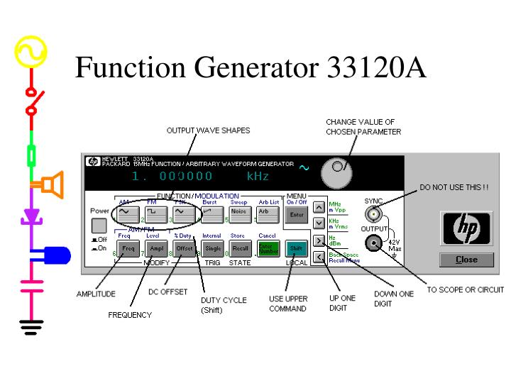 Function Generator 33120A