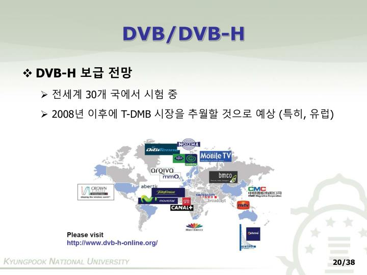 DVB/DVB-H