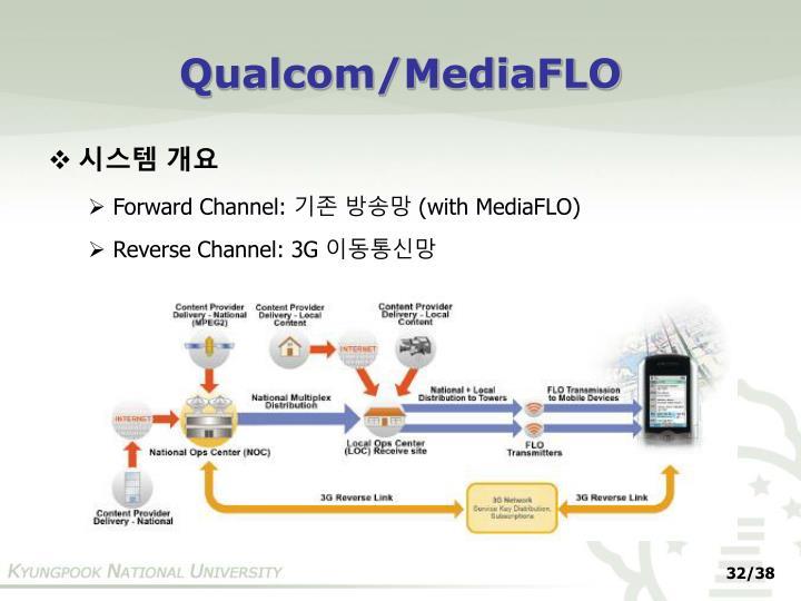 Qualcom/MediaFLO