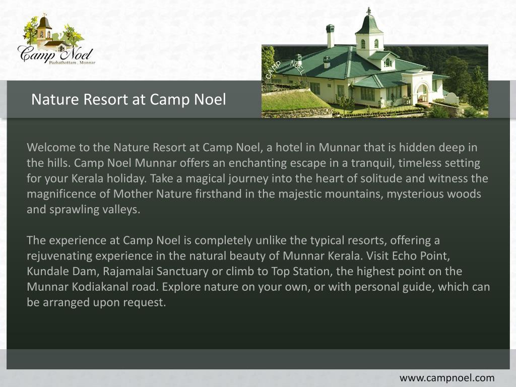 Nature Resort at Camp Noel