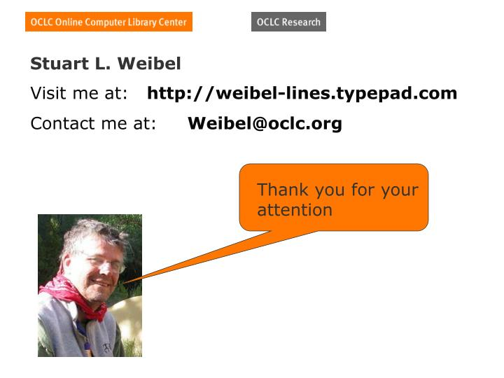 Stuart L. Weibel