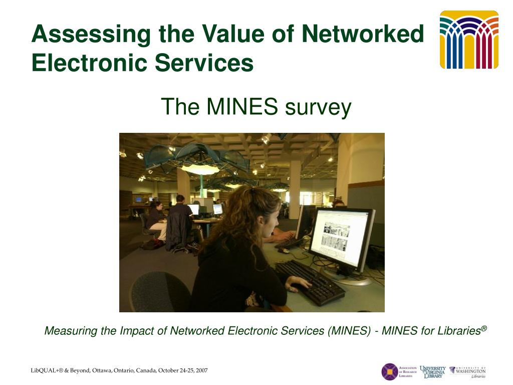 Assessing the Value of Networked