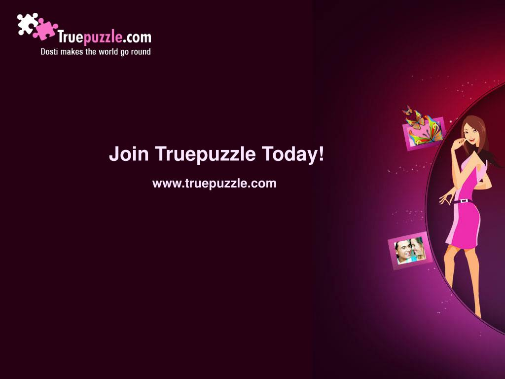 Join Truepuzzle Today!