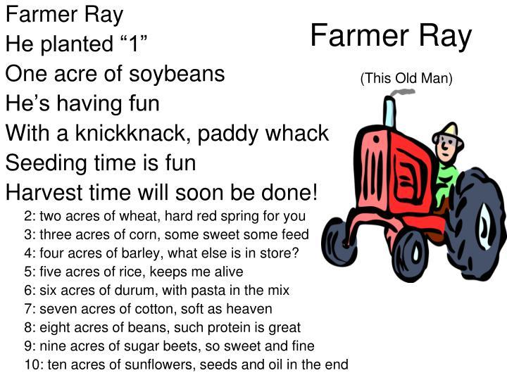Farmer Ray