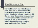 the director s cut2