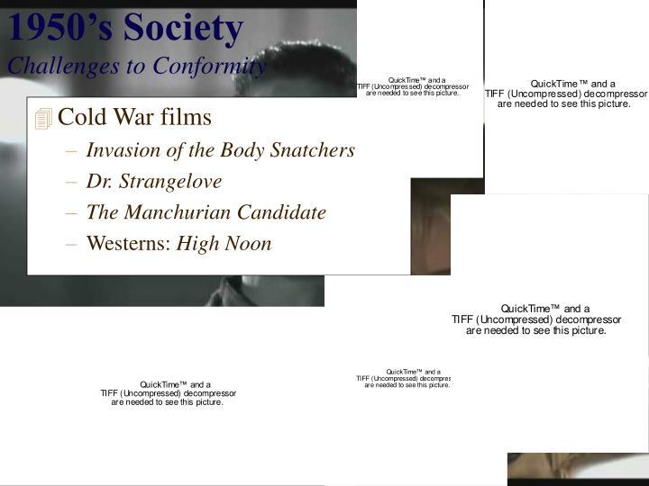 Cold War films