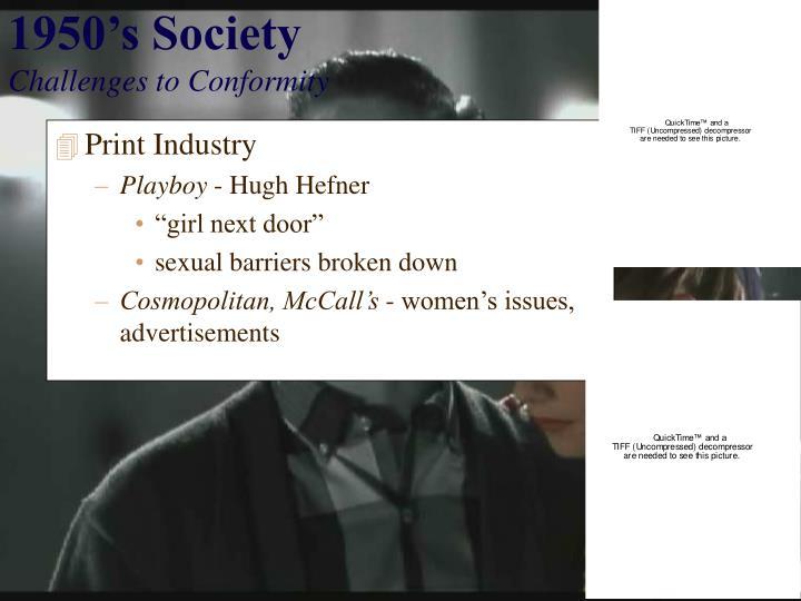Print Industry