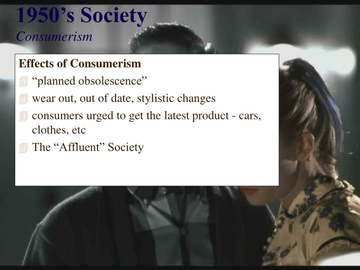 consumerism cause and effect This is an alphabetical list of environmental issues which are loosely divided into causes, effects and consumerism — consumer capitalism • planned.