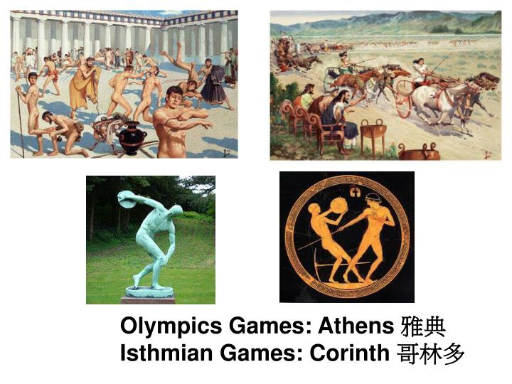 Olympics Games: Athens