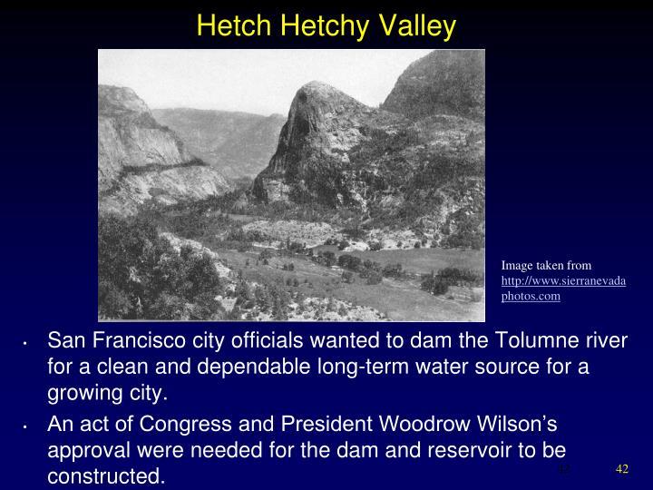 Hetch Hetchy Valley